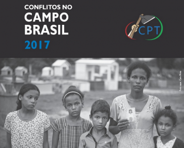 """""""Explosion von Gewalt"""" bei Landkonflikten: Die Landpastoralkommission in Brasilien hat ihren Jahresbericht 2017 vorgelegt"""