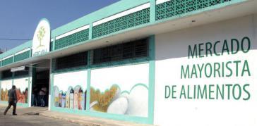 Der erste Lebensmittel-Großmarkt in Kuba, der Mercabal wurde in Havanna eröffnet