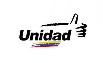 Logo des Oppositionsbündnis in Venezuela, Tisch der Demokratischen Einheit