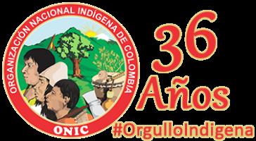 Das Logo der indigenen Organisation Onic
