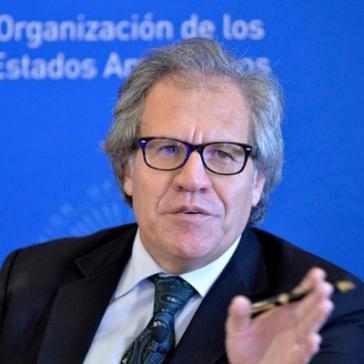 OAS-Generalsekretär Luis Almagro