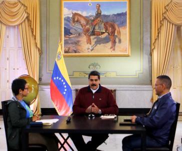 Der Präsident von Venezuela ruft die Bevölkerung auf, das Abkommen mit der Opposition zu unterstützen