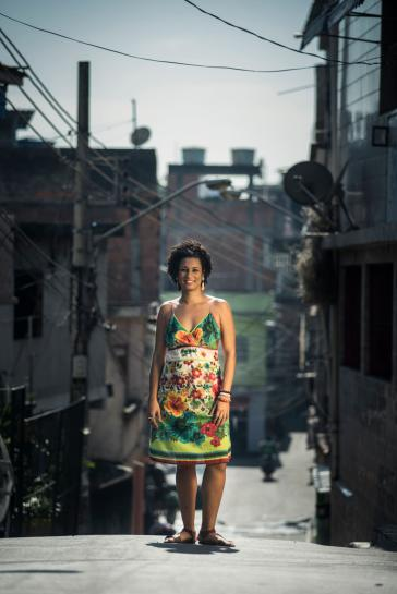 Die brasilianische Menschenrechtsaktivistin und Links-Politikerin, Marielle Franco, wurde am 14. März in Rio de Janeiro erschossen