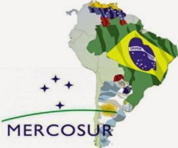 """Das Motto des Mercosur lautete früher: """"Unser Norden ist der Süden"""". Seit dem Ausschluss Venezuelas geht es vor allem um den Abschluss von Freihandelsabkommen, unter anderem mit der EU"""