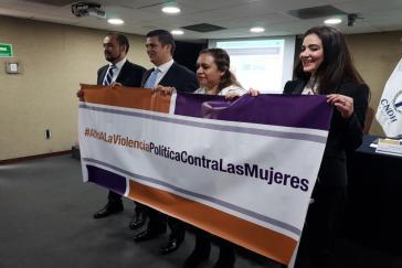 Organisationen in Mexiko beklagen politische Gewalt gegen Frauen im Wahlkampf