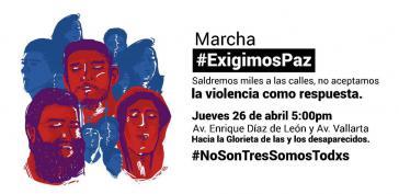 Seit dem Tod drei vermissten Filmstudenten reißen die Proteste gegen die Gewalt in Mexiko nicht ab