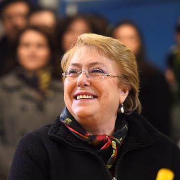 Chiles Ex-Präsidentin Michelle Bachelet wurde zur neuen Hohen Kommissarin für Menschenrechte der Vereinten Nationen gewählt