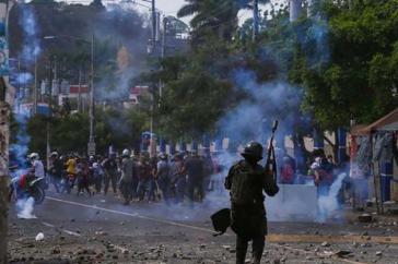 Die Zusammenstöße zwischen Sicherheitskräften, Anhängern der Sandinisten und Regierungsgegnern in Nicaragua eskalieren weiter
