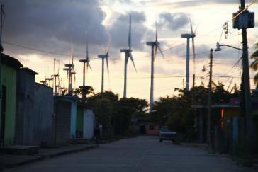 Der französische Konzern Electricité De France (EDF Group) hat auf indigenem Land  in Oaxaca, Mexiko, mit dem Bau eines Windparks begonnen. Die indigene Gemeinschaft wehrt sich dagegen