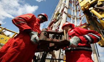 """Das """"Schwarze Gold"""" machte in Venezuela in den Jahren hoher Erdölpreise 95 Prozent der Exporte aus"""