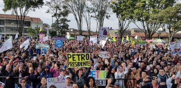 Die Vorsätze von Menschliches Kolumbien könnten neue Organisationsmöglichkeiten für die Bevölkerung bedeuten
