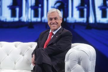 Chiles gewählter Präsident Sebastián Piñera