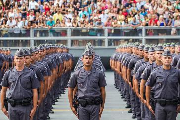 Polizei in Brasilien