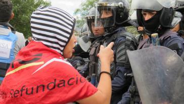 Seit den Wahlen am 26. November 2017 in Honduras reißen die Proteste gegen Wahlbetrug und Repression nicht mehr ab