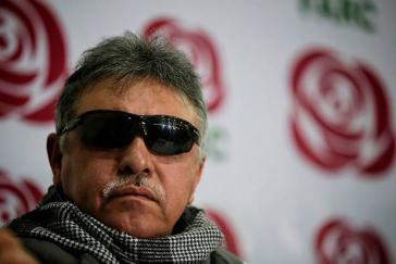 Jesús Santrich, Führungsperson der ehemaligen Farc-Guerilla aus Kolumbien, soll in die USA ausgeliefert werden