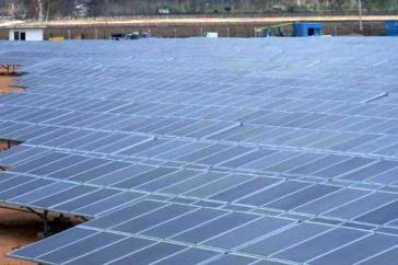 Solarparks in Kuba