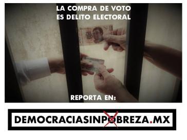 Stimmenkauf ist auch in Mexiko eine Straftat