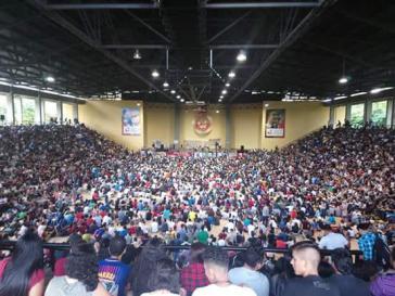 Versammlung an der Universidad del Valle in Cali entscheidet über Weiterführung der Proteste