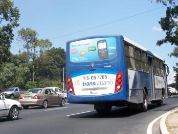 Beim Aufbau des urbanen Busnetzes der Hauptstadt von Guatemala soll die damalige Regierungsspitze 35 Millionen US-Dollar unterschlagen haben