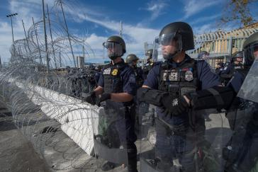 US-Präsident Trump hat die Grenzposten verstärkt