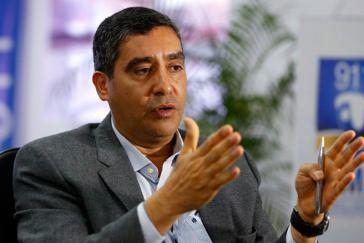 Festgenommen: der langjährige Geheimdienstchef  und Ex-Innenminister von Venezuela, Miguel Rodríguez Torres