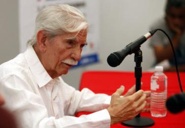Der Abgeordnete der verfassunggebenden Versammlung in Venezuela, Julio Escalona