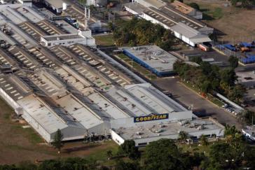Die Reifenproduktion im geschlossenen Goodyear-Werk in Valencia solle jetzt von den Arbeitern weitergeführt werden