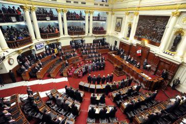 Der Kongress von Peru