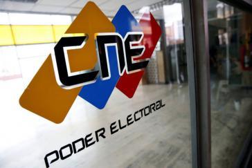 Die venezolanische Nationale Wahlbehörde CNE