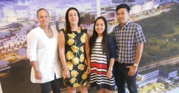 Die Leitung des neuen kubanisch-vietnamesischen Joint Venture Suchel TBV S.A.