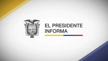 Am 2. April legte der Präsident von Ecuador, Lenín Moreno, den neuen Wirtschaftsplan seiner Regierung vor