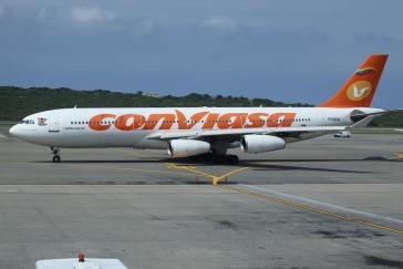Die venezolanische Fluggesellschaft Conviasa plant neben verschiedenen Kooperation für 2019 13 internationale Flugrouten zu etablieren