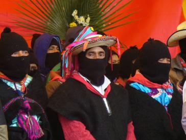 Wo steht die zapatistische Bewegung heute, im Mexiko des Drogenkriegs, der Militarisierung, der Menschenrechtskrise, der Strukturanpassungsmaßnahmen?