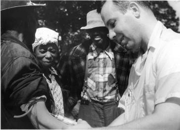 In Guatemala wie auch in den USA wurden bei Experimenten Menschen absichtlich mit Syphilis infiziert, um die Wirkung von Penizillin zu testen