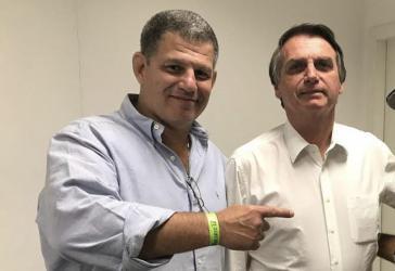 """Der frühere PSL-Wahlkampfmanager und heutiger Minister, Gustavo Bebbiano, hat die schwarzen Kassen von Bolsonaros """"Saubermann""""-Partei gefüllt"""