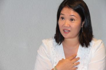 Gefängnis oder nicht? Die nahe Zukunft von Keiko Fujimori bleibt weiter ungewiss