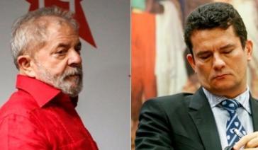 Lula da Silva / Justizminister Moro