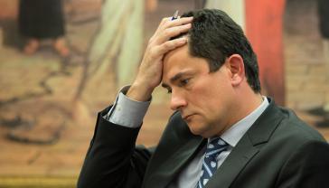 Die Luft für den amtierenden Justizminister, Sérgio Moro, wird infolge der Intercept-Leaks dünner