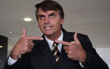 Präsident Bolsonaro möchte den Waffenbesitz in Brasilien erleichern, der Senat hat nun dagegen gestimmt