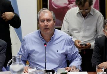Der argentinische Politiker Héctor Olivares ist am vergangenen Sonntag an seinen Schussverletzungen gestorben