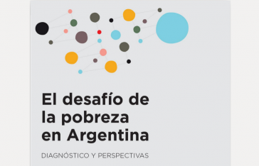 """Deckblatt der Studie """"Die Herausforderung der Armut in Argentinien"""""""
