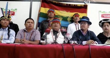 Der Indigenendachverband Conaie hat den Dialog mit der Regierung in Ecuador vorerst ausgesetzt