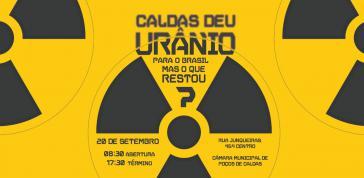 Das landesweite Treffen von Atomkraftgegnern fand im September in Caldas statt