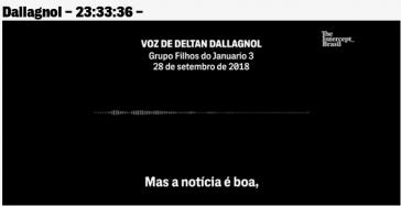 Verbot des Lula-Interviews