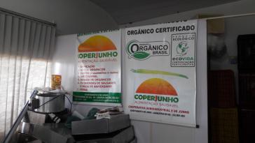 Die Kooperative Coperjunho ist wichtig für die lokale Vermarktung und bietet vielen Frauen in der Region ein Einkommen
