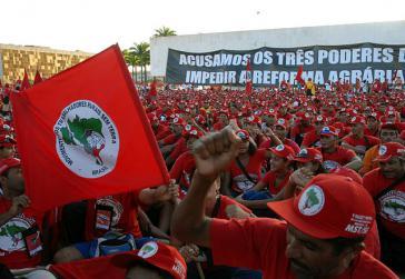 Kampfansage: Die Regierung Bolsonaro schließt jeden Dialog mit der Landlosenbewegung MST aus