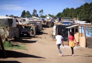 """Mehr als 1.000 Familien leben seit einem Jahr in der Siedlung """"Marielle Vive"""""""