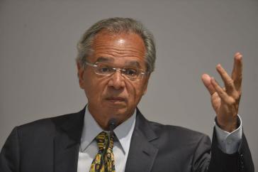 Superminister Guedes, der zur Zeit von Pinochets Militärregime als Dozent an der Universidad de Chile lehrte, will in Brasilien das chilenische Modell des privaten Rentensystems einführen
