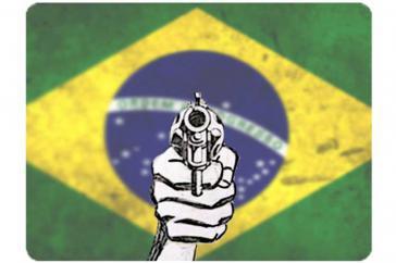 Präsident Bolsonaro hat nach heftiger Kritik das verabschiedete Dekret zum Waffenbesitz nun doch leicht abgeschwächt