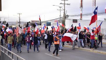 Zwei Wochen haben die Beschäftigten des weltweit größten Kupfertagebaus im Norden Chiles gestreikt